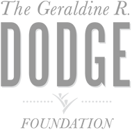 Geraldine R Dodge Foundation