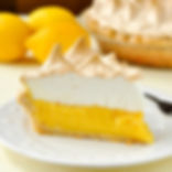 Lemon meringue the beck
