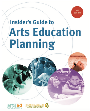 Insiders Guide to Arts Education Plannin