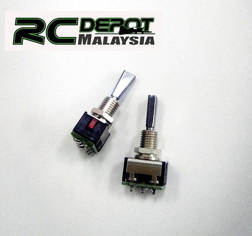Toggle Switch 3POS, FS (T8X4,T14X4,T44)
