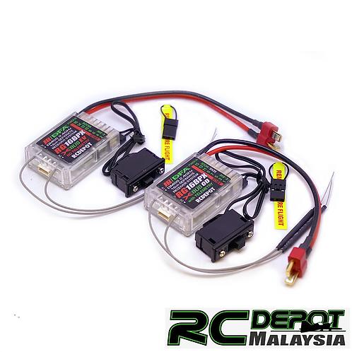 RG16BPX Deans Type EV/ODD
