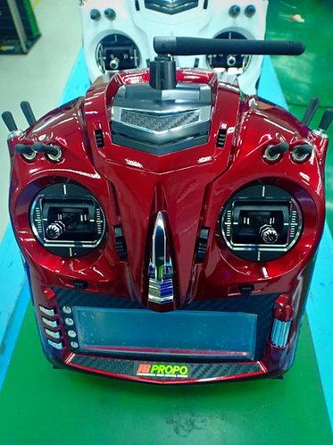 DFA T44 Red Metalic
