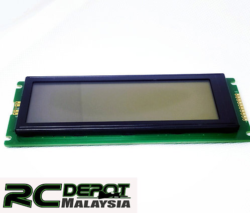 LCD 9CH with BLACKLIGHT