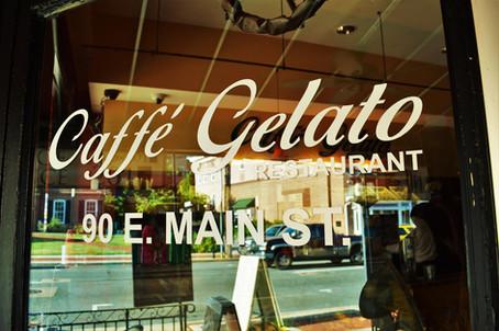 Cafe Gelato Nurses and Teachers Meet and Greet