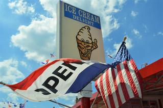 National Ice Cream Day @ Ice Cream Delight