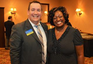 Delaware's Own Dave Tiberi Hosts Meet and Greet for Ciro Poppiti