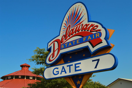 Opening Night of the Delaware State Fair