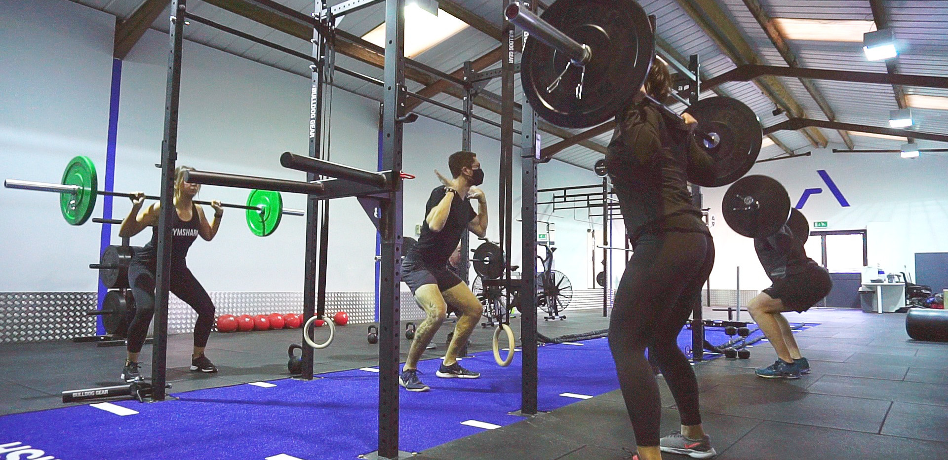 Affordable and challenging Group Fitness