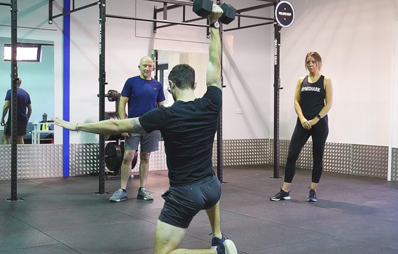 Affordable Personal Training, both 1-1 or in groups
