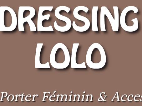Le Dressing de LOLO