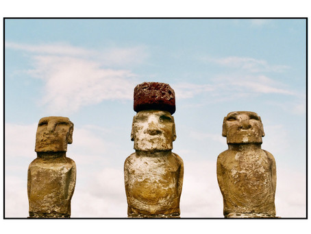 Pale Green Dot: Notes From Easter Island