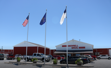Merrell Bros. launches new buildings to fabricate 374Water's AirSCWO units