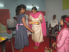 Chengal school workshop