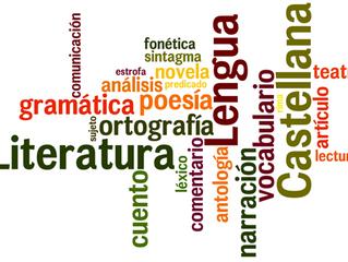 EL LENGUAJE Y LA COMUNICACIÓN (Lengua Castellana y Literatura: PAU, PAU mayores 25 y 45 años & P