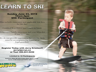 Learn To Ski Clinic - This Weekend!
