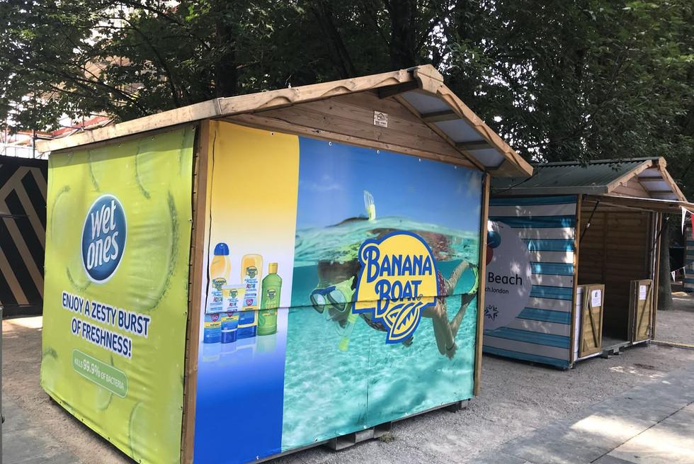 Edgewell beach hut - my AFK Beach 2018
