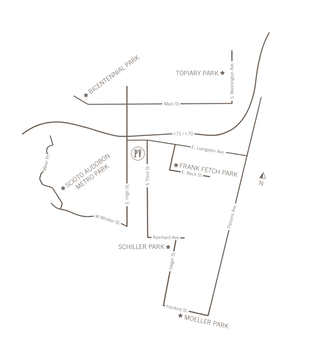 Custom Map   Pistacia Vera