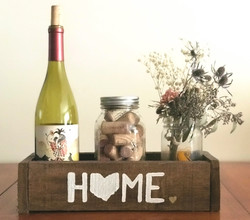"""home"" kitchen décor, Ohio"