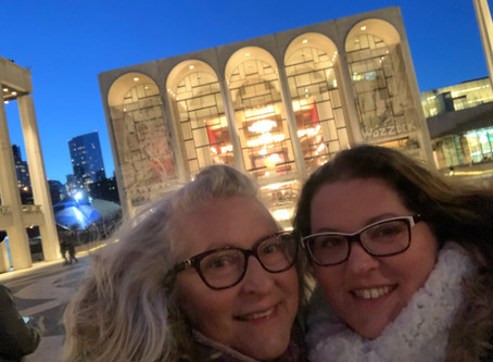 Day 12 - A magical, musical, and mom-ical Friday
