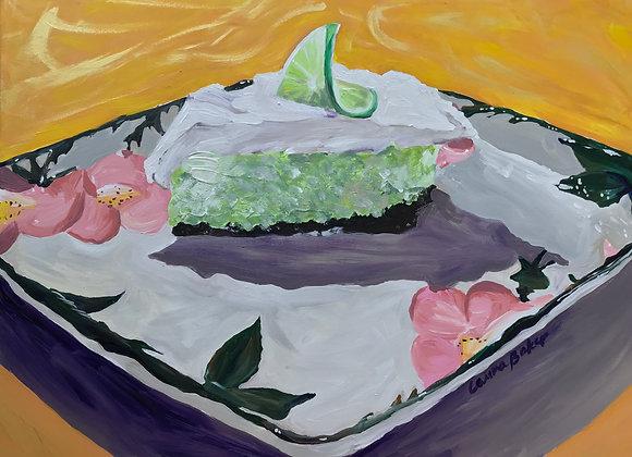 Merle's Key Lime Pie, Original Art
