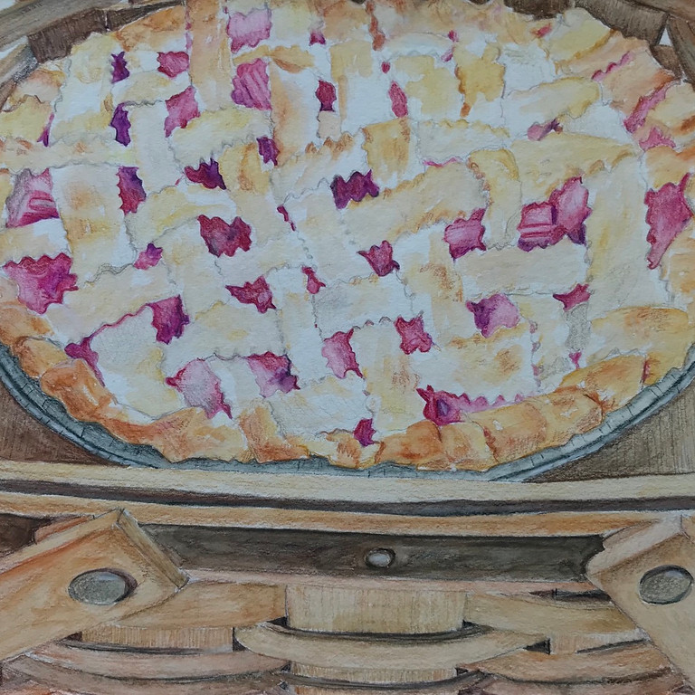 Urban Prairie Coffee - Pie Art Show