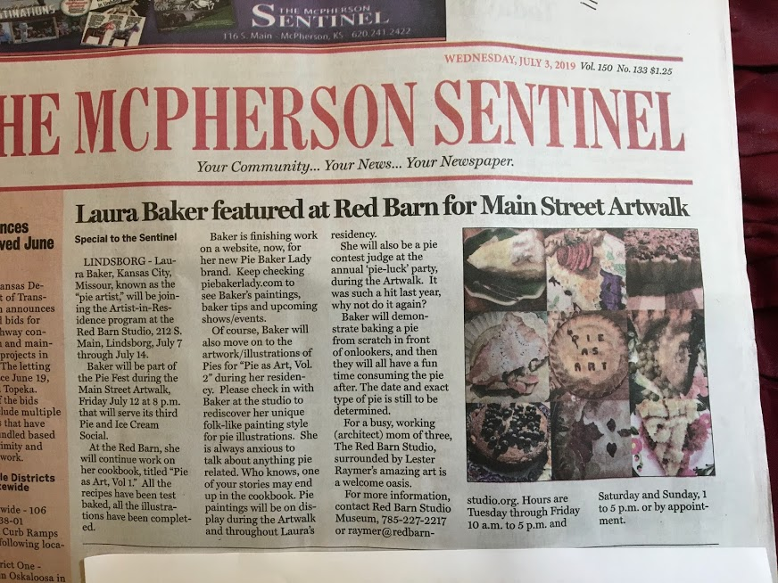 McPherson Sentinel 2019