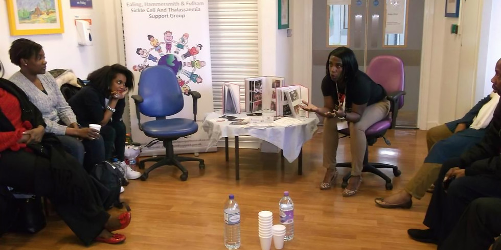 Sickle Cell Awareness Day- Stand at Hospital -(Date TBC)
