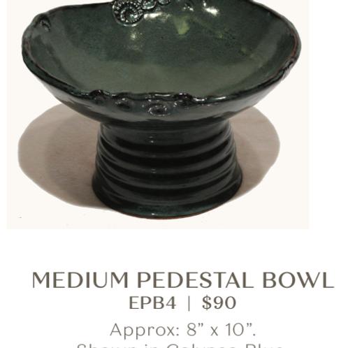 Medium Pedestal Bowl