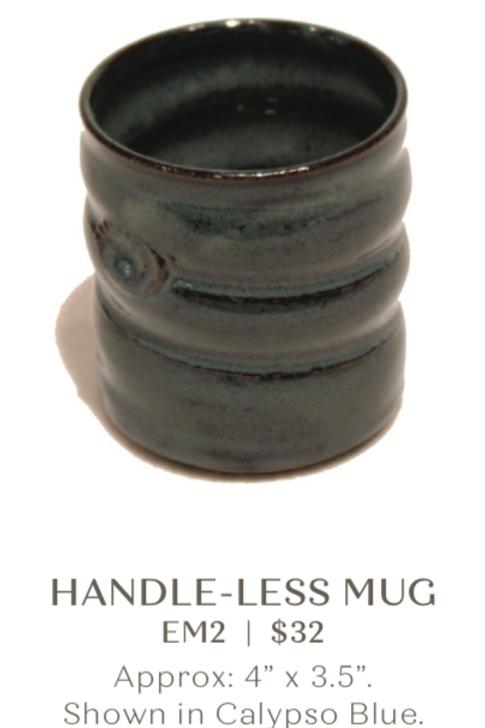 Handle-less Mug
