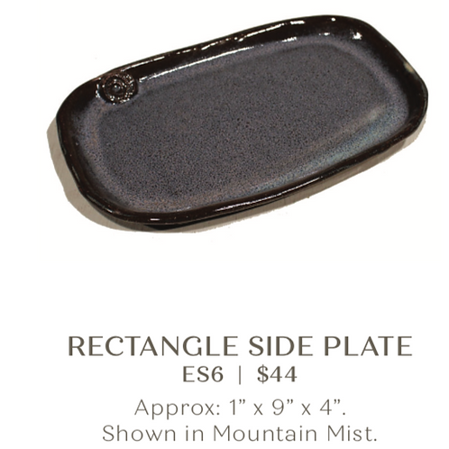 Rectangle Side Plate