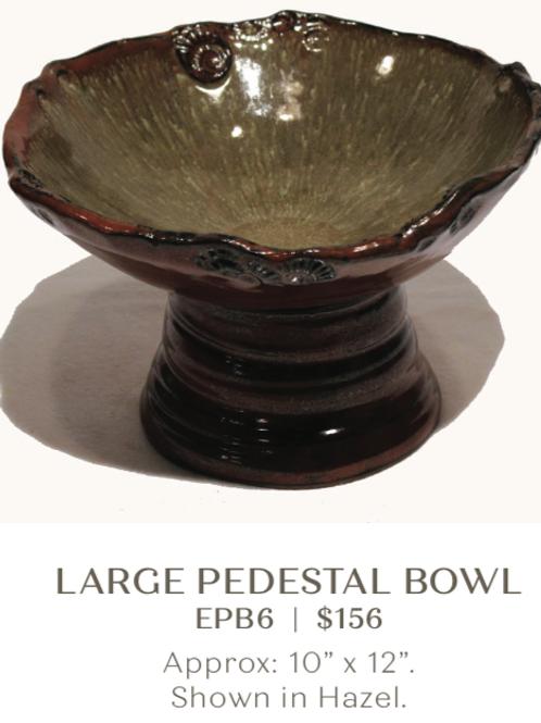 Large Pedestal Bowl