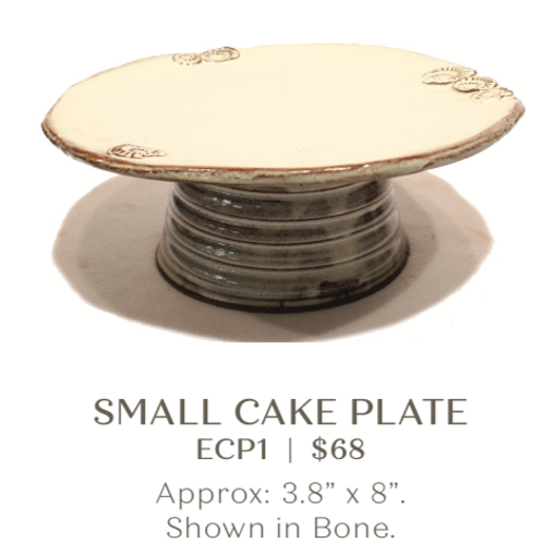 Small Cake Plate