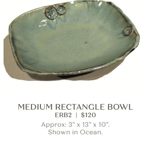 Medium Rectangle Bowl