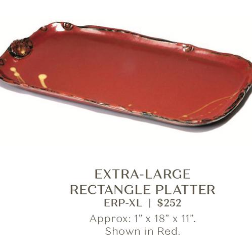 Extra Large Rectangle Platter