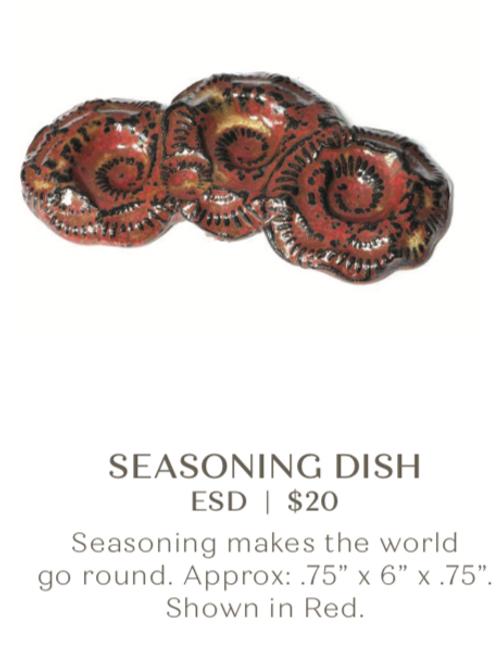 Seasoning Dish