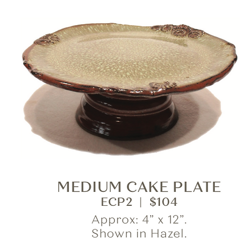 Medium Cake Plate