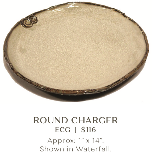 Round Charger