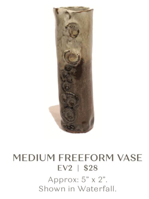 Medium Freeform Vase