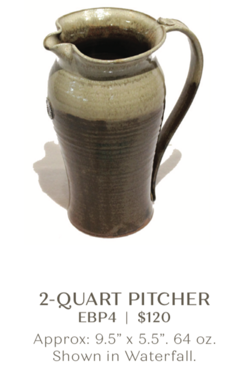 2 Quart Pitcher