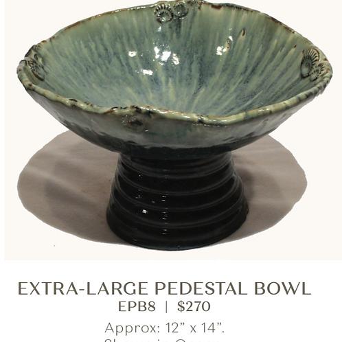 Extra Large Pedestal Bowl