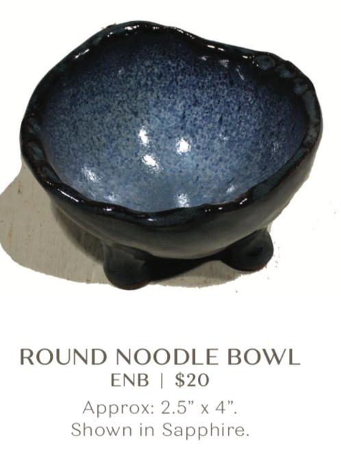 Round Noodle Bowl