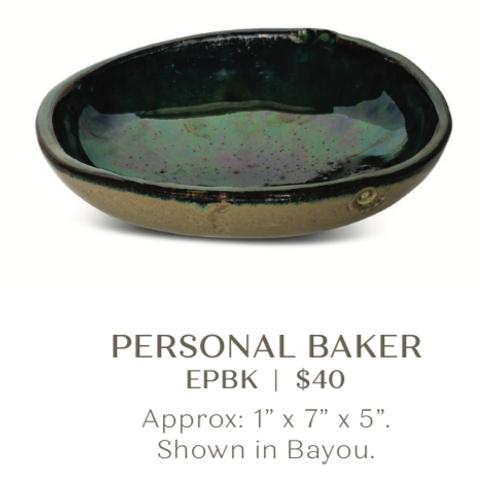 Personal Baker