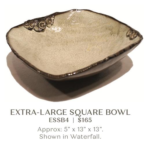 Extra Large Square Bowl
