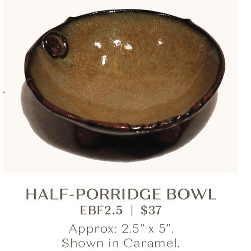 Half Porridge Bowl