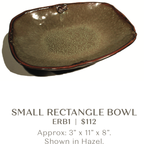 Small Rectangle Bowl