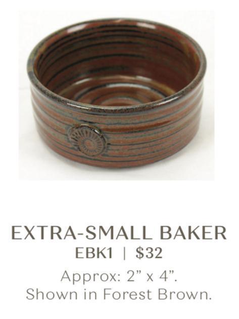 Extra Small Baker