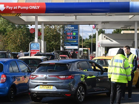 UK puts army on standby as fuel pumps run dry: What you need to know