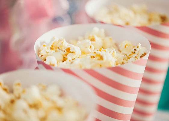 Movie Night Birthday Party Package