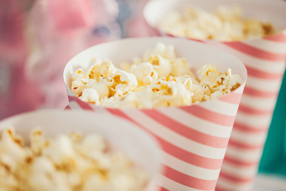 Want To Improve Your Wellbeing? Grab some popcorn!