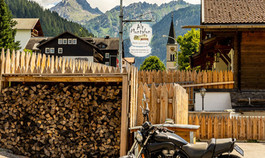 Alt Montafon Motorrad